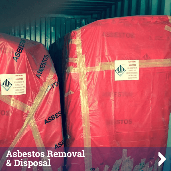 Asbestos Removal and Disposal Service - Click to find out more